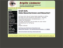 Tablet Preview of lindmeierbrigitte.de